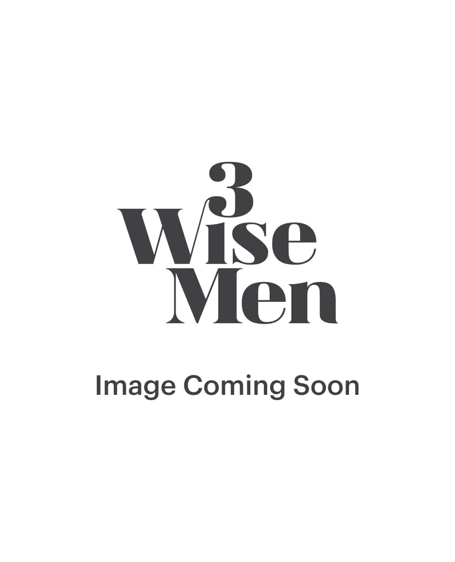 Black & Orange Zip Wallet