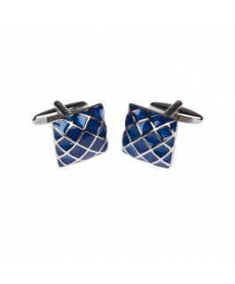 The Quilted Cufflinks