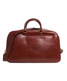 The Weekender Tan Bag