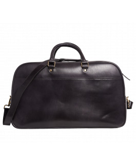 The Weekender Black Bag