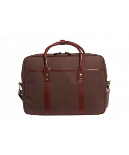 The Barcelona Brown Satchel