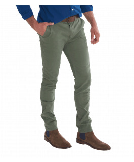The Charlie Chino - Army Green