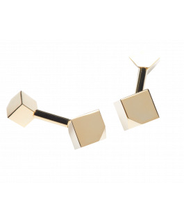 Gold Box Cufflinks