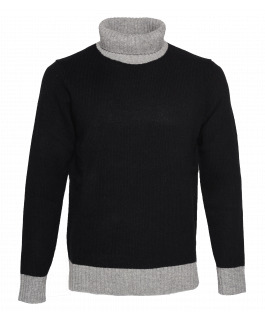 The Roland Roll Neck Knit