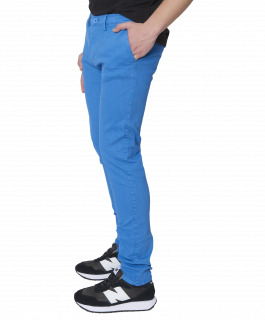 The Leano Chino - Mid Blue