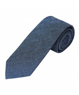 The Fleck Silk Tie