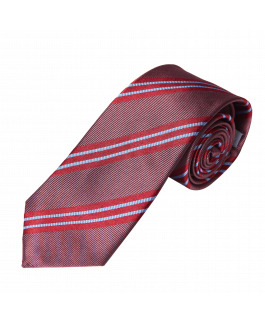 The Easy Goer Silk Tie