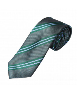The Mint Julep Silk Tie