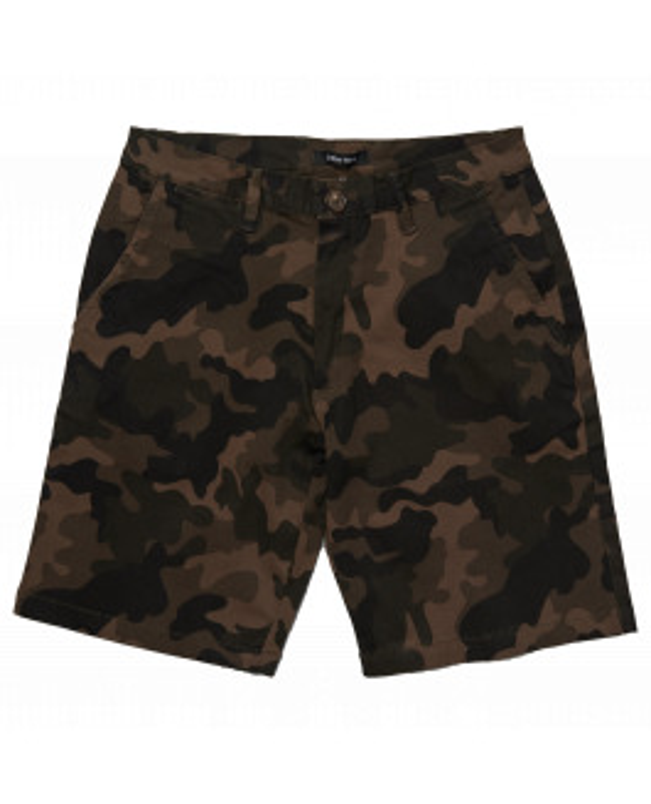 The Charlie Chino Shorts - Camo