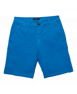 The Charlie Chino Shorts - Mid Blue