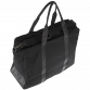 Black Canvas Holdall