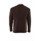 The Berliner Brown Crew Neck Merino Jerseys