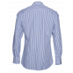The Bamburgh  Shirts Blue