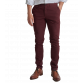 The Charlie Chino - Burgundy Trousers Red