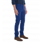 The Charlie Chino - Airforce Blue Trousers Blue