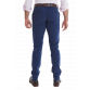 The Charlie Chino - Mid Blue Trousers Blue