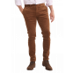 The Carter Cord Pant - Tobacco Trousers Brown