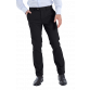 The Thomas Trousers - Black Trousers Black