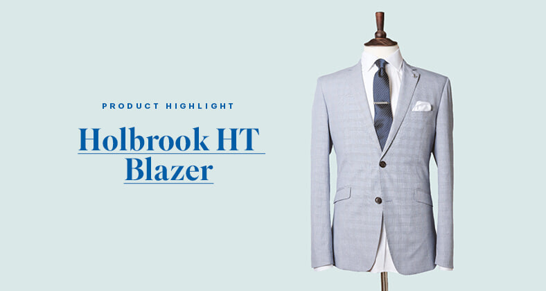Product Highlight: The Holbrook HT Blazer
