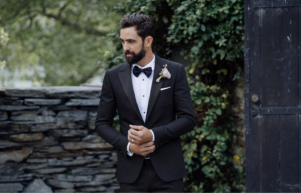 Going To Be A Groom? Here's How To Stand Out.