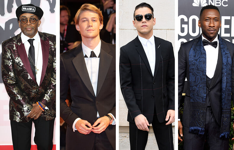 Incoming: bad-asses of the red carpet