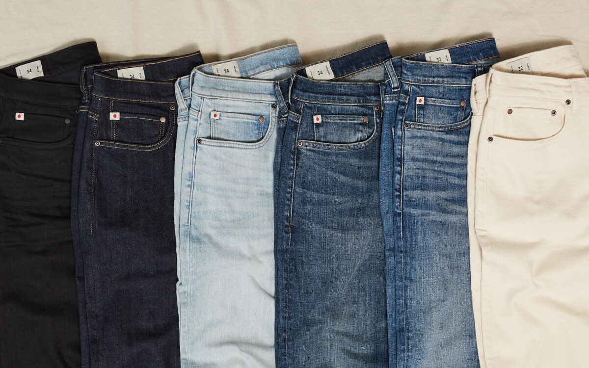 Better Denim: How To Make Your Favourite Jeans Last