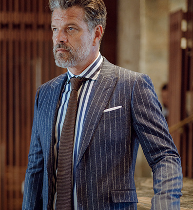 Cerruti Fabric Suits