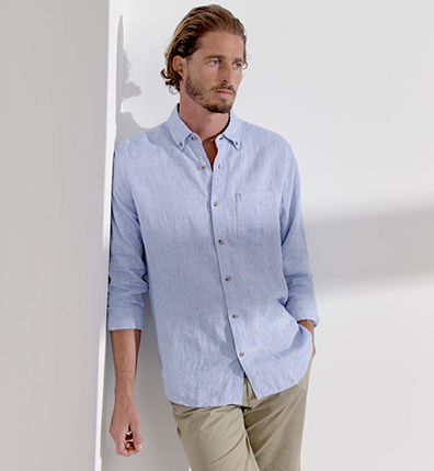French Linen Shirts