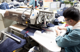 Our Suit & Made-To-Measure Factory