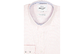 Simister Texture Bus Shirt