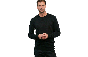 All Blacks ZQ Merino Crew