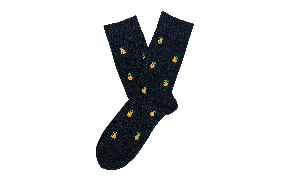 Collins Pineapple Sock