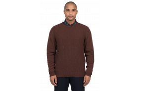 Harling Lambswool Crew