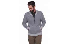 Chester Knit Bomber