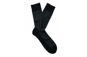 Textured Business Sock