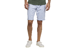 Pennington Stripe Short R