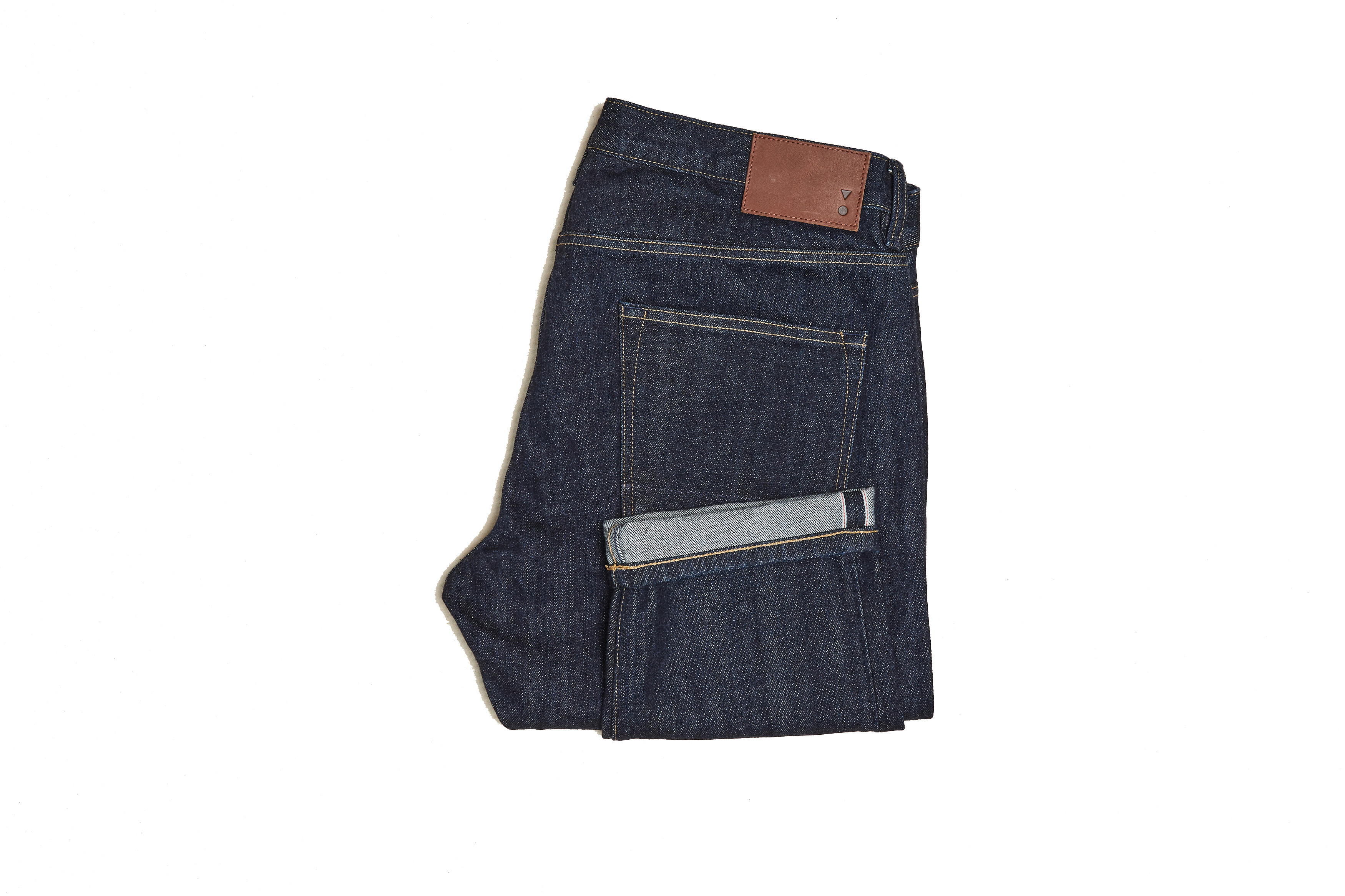 Japanese Selvedge Straight Jean