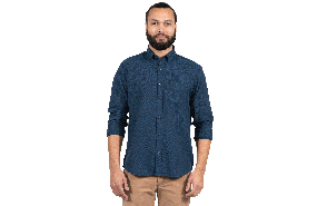 Marshal Herringbone Shirt