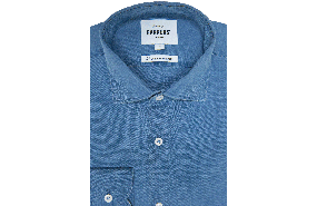 Atley Denim Bus Shirt
