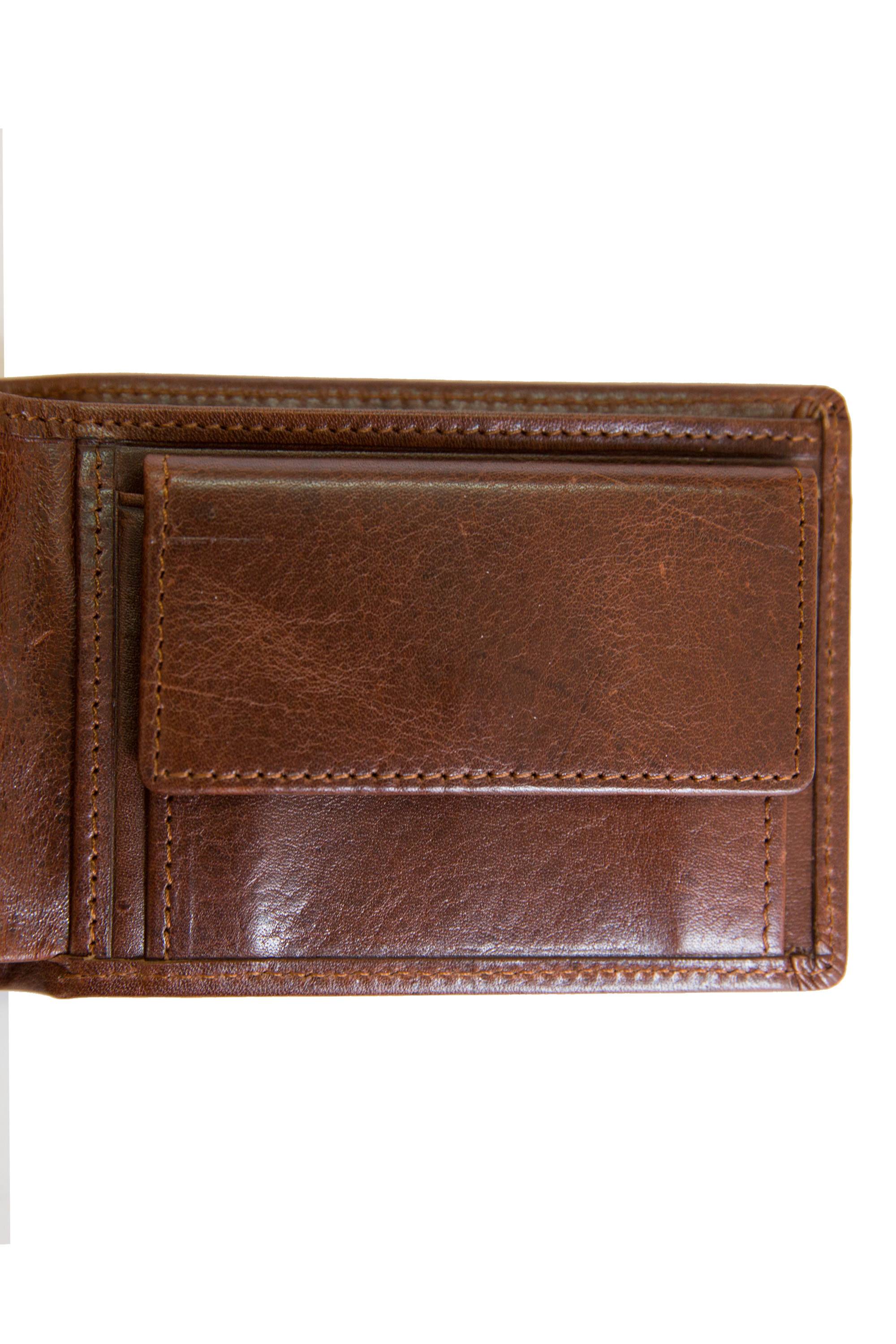 Capital Leather Wallet