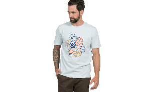 Jetwell Organic Floral Tee