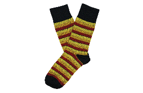 Sunset Stripe Sock