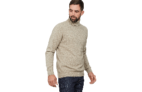 Perino Naseby Roll Neck