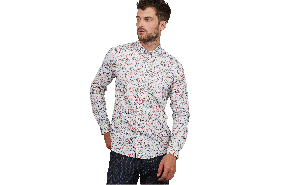 Alden Flower Shirt