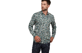 Liberty Mendhi LS Shirt