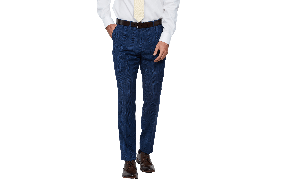 Chelmsford Check Suit Trouser
