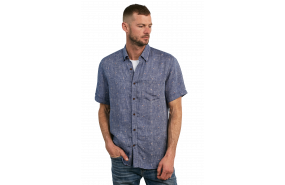Heaton French Linen Dobby Shirt