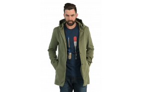 Tennyson Hooded Jacket
