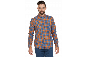 Heswall Check Shirt