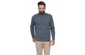 Chatworth 1/4 Zip Merino